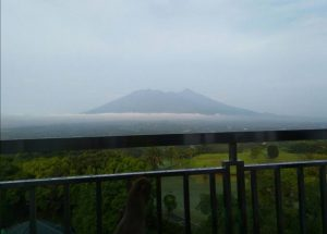 Gunung Salak view R Hotel