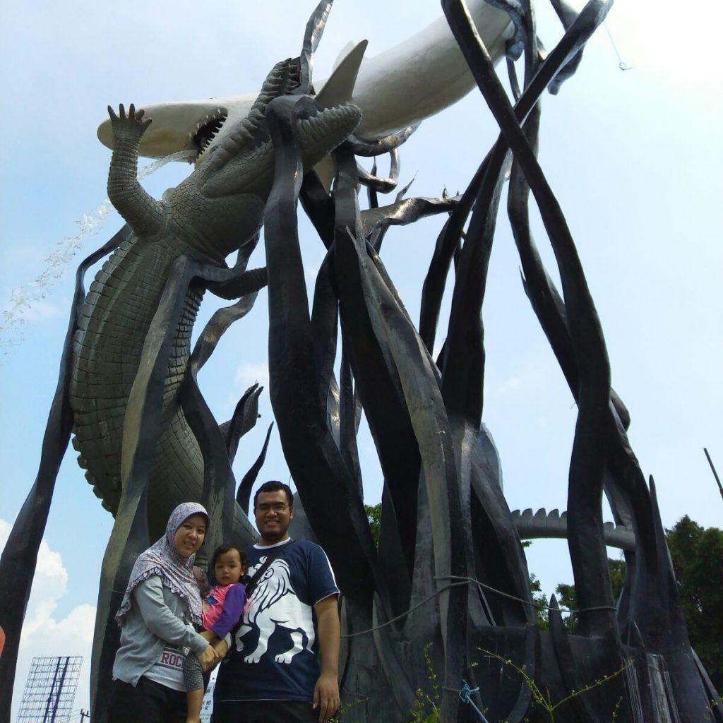 Patung Suro dan boyo