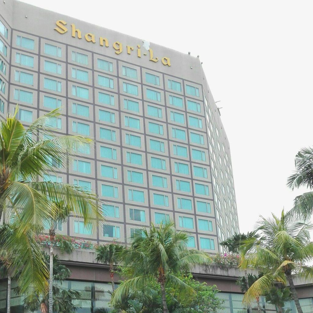 Liburan Akhir Tahun di Shangri La Surabaya