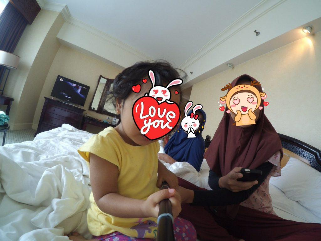 Tipe Kamar shangrila Surabaya