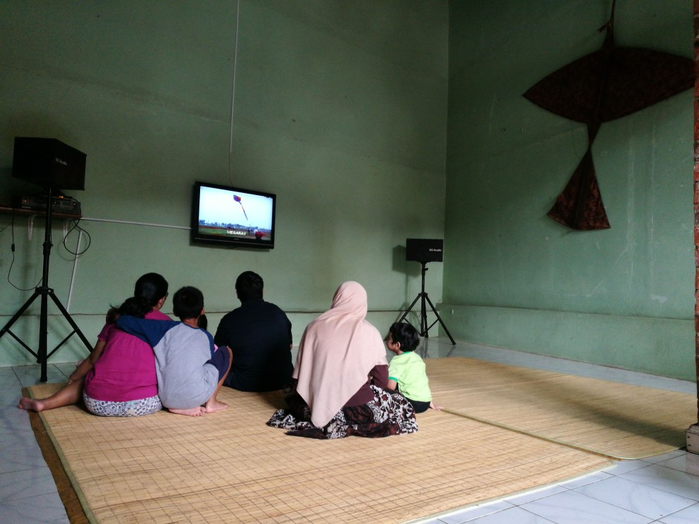 Bermain sambil belajar di museum layang-layang indonesia