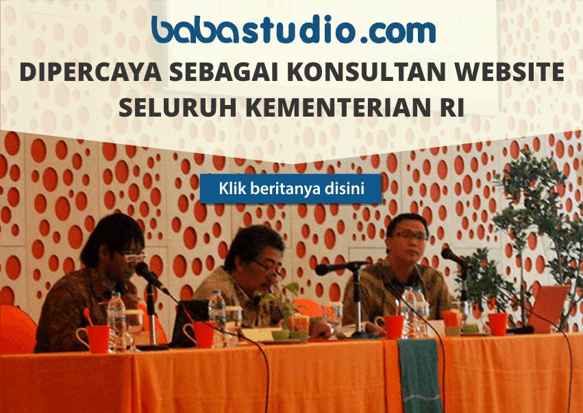 Babastudio membuka kursus online dan belajar online