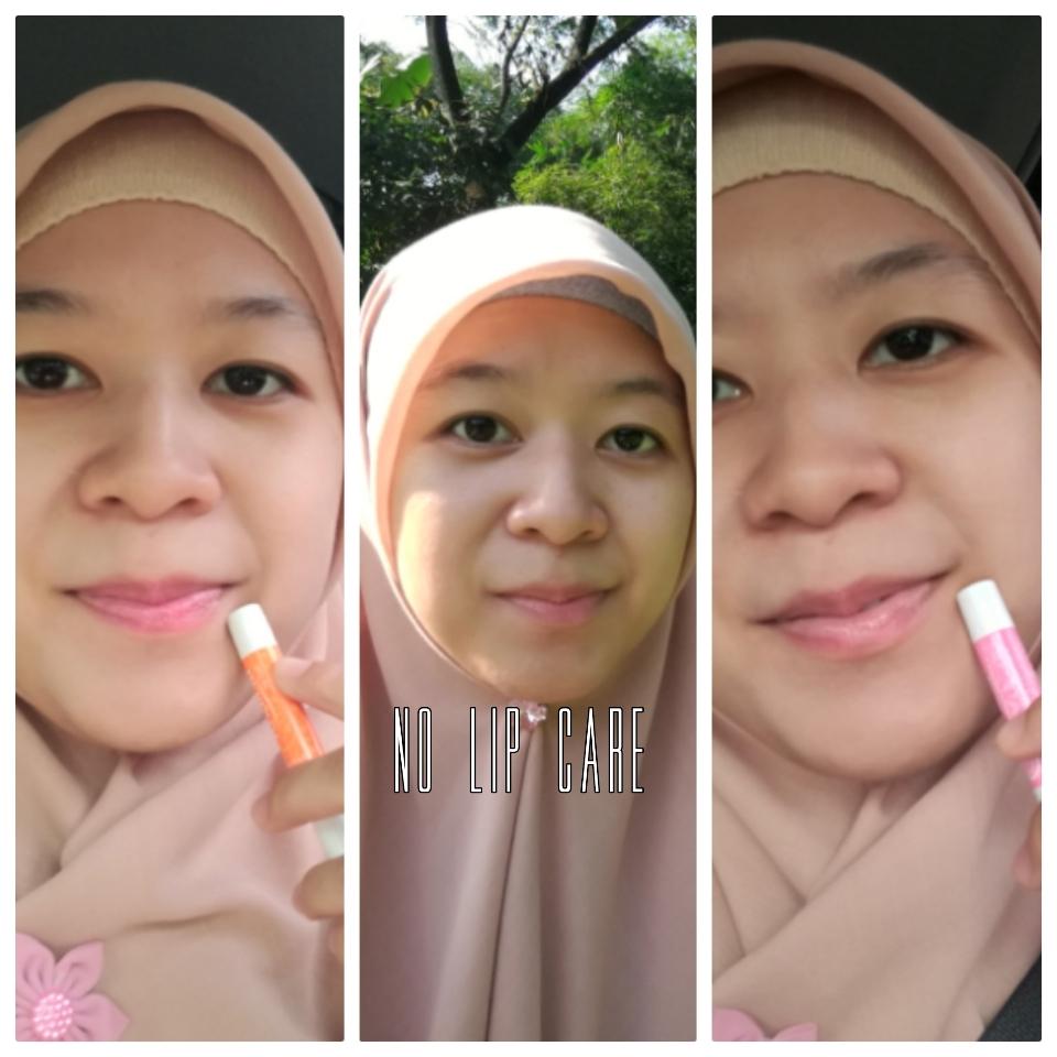 Khalisa lip care pink bubble gum
