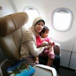 Review Business Class Batik Air