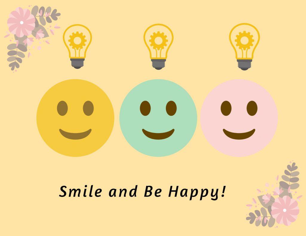 Manfaat tersenyum Bagi kesehatan