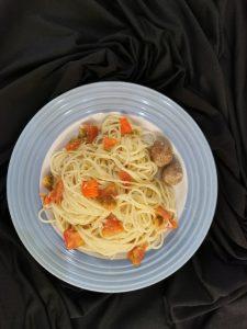 Resep Spaghetti Aglio Olio yang Yummy